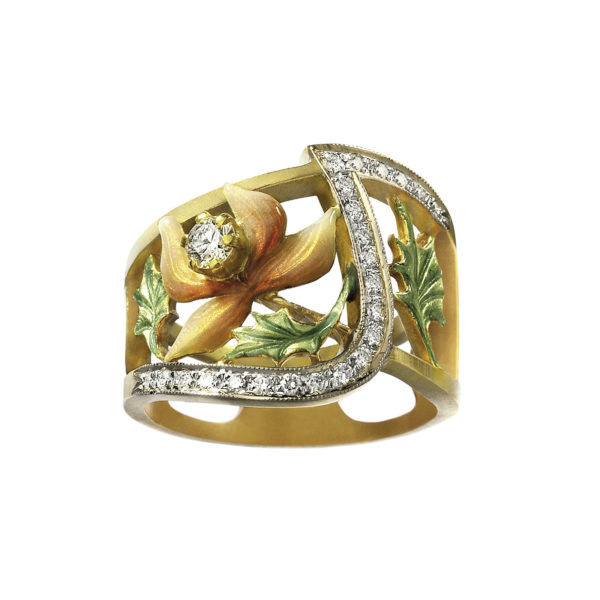 Promise of Love Ring AN-109