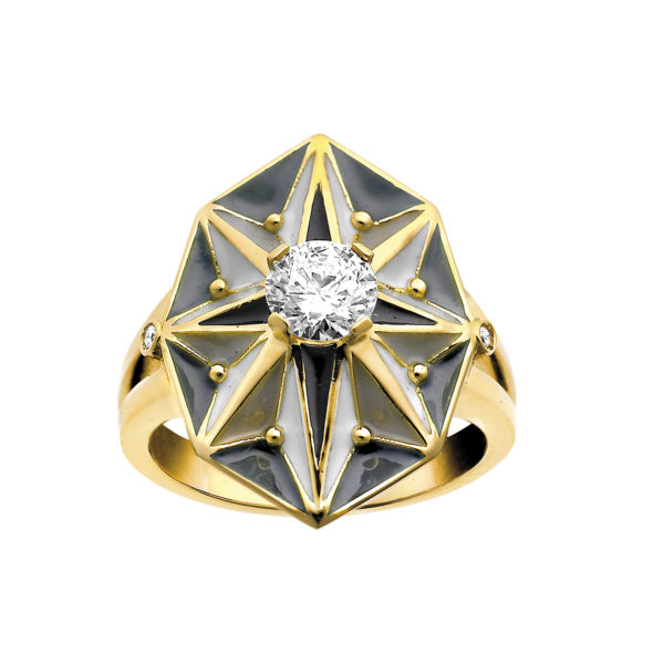 Magic Star Ring AN-200
