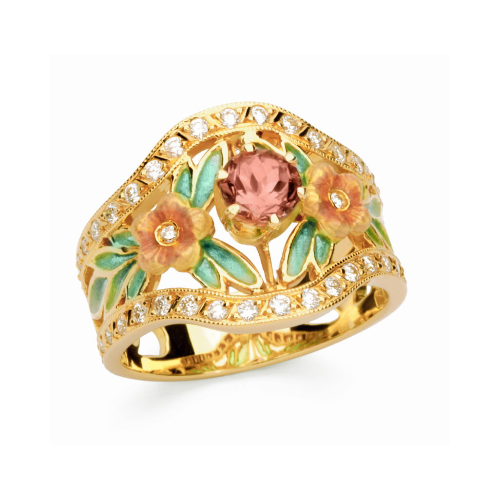 Pink Passion Ring AN-338