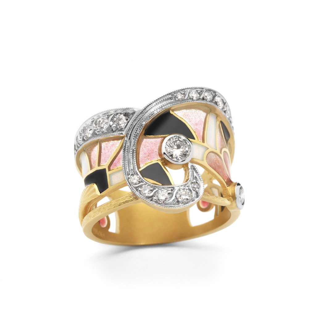 Seduction Ring AN-403
