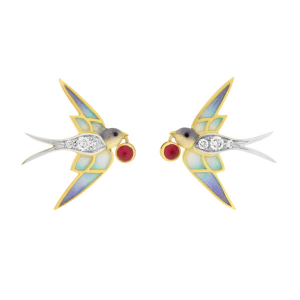 Little Birds Earrings AR-291
