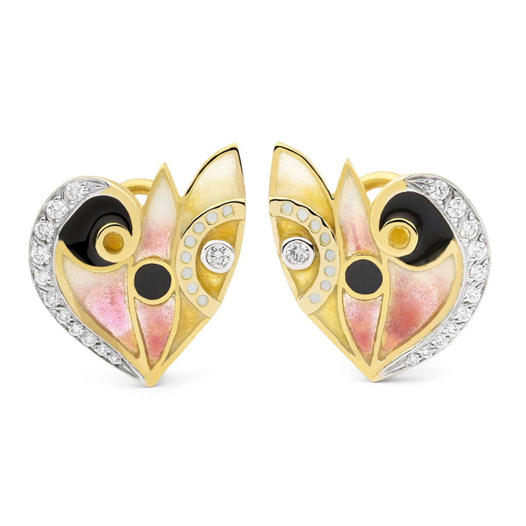 Double Seduction Earrings AR-308