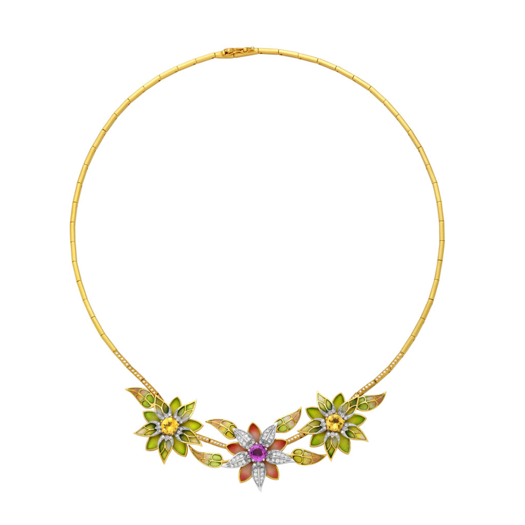 Floral Dreams Necklace CO-58