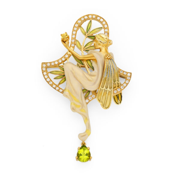 Forest Fairy Brooch/Pendant PB-569