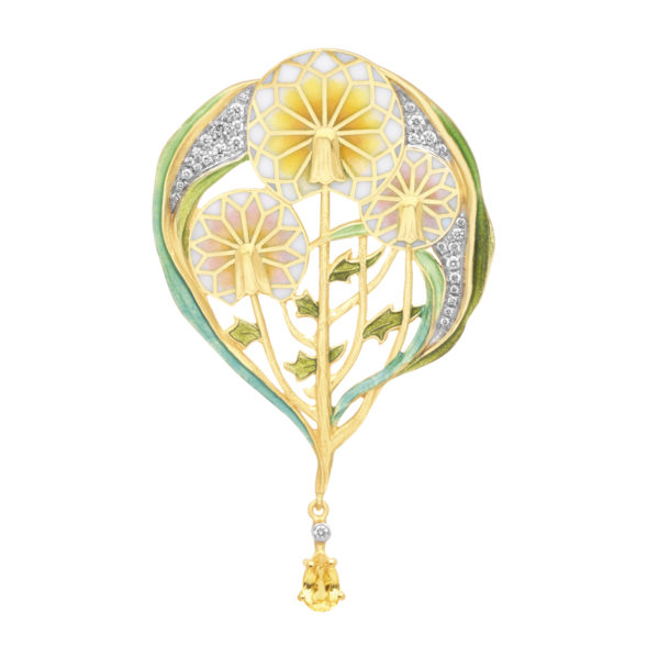 Magic Paradise Brooch/Pendant PB-741