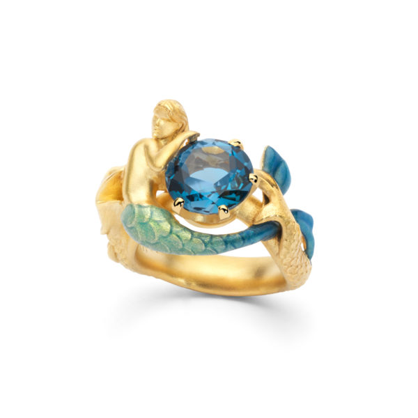 My Mermaid Ring AN-448
