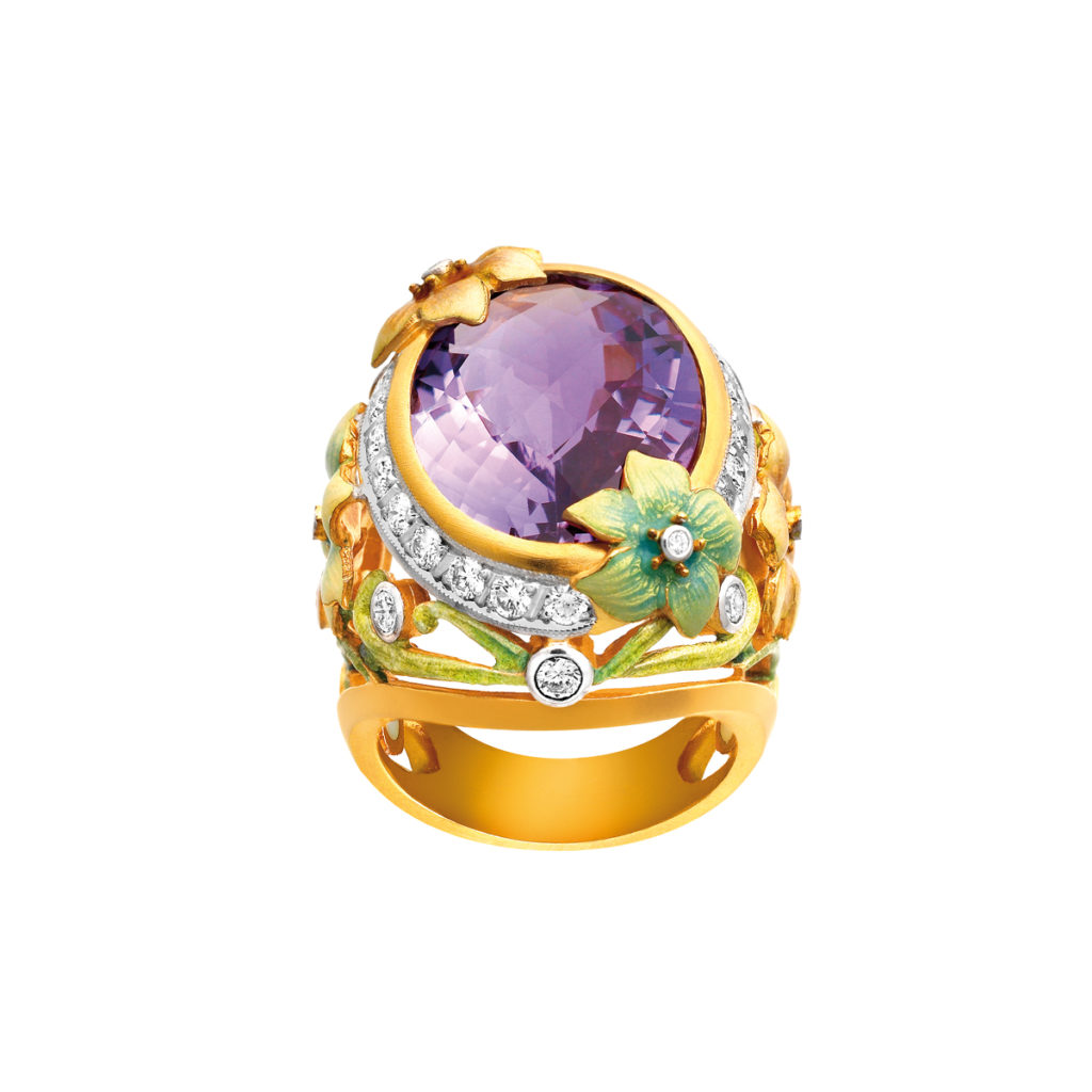 Magic Garden AN-244 Ring