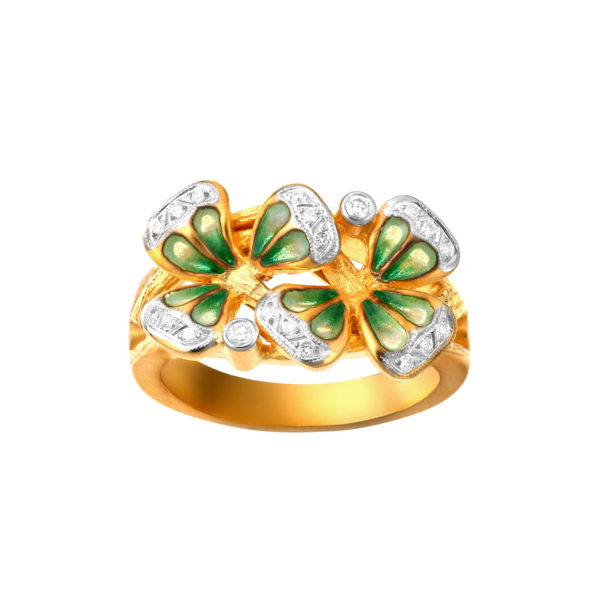 Spring Moment AN-166 Ring