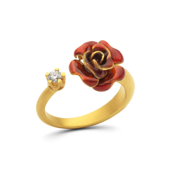 Diamond Rose AN-333 Ring