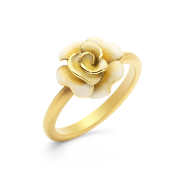 White Rose AN-396 Ring