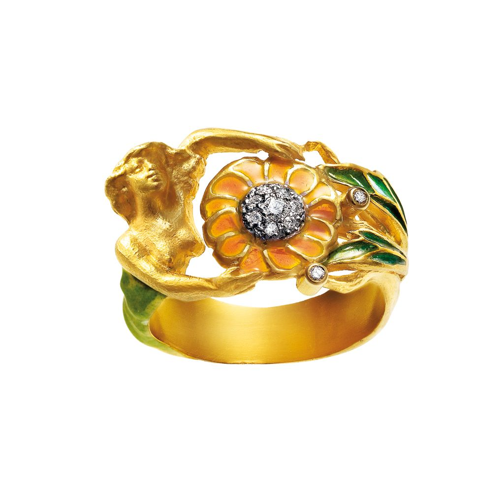 Perfume of Life AN-220 Ring